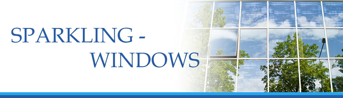 Sparkling Windows - windows